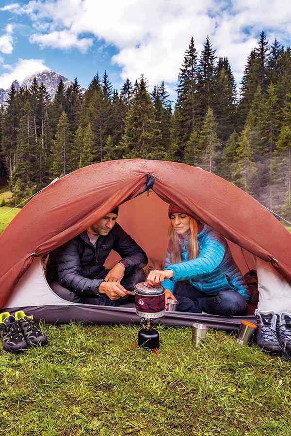 namiot dla dwojga