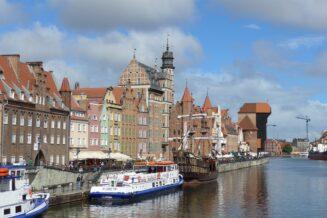 Niesamowite atrakcje w Gdańsku zimą