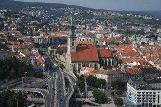 10 niesamowitych atrakcji w Bratysławie